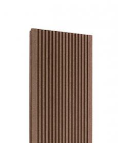 Террасная доска дпк TERRADECK VELVET (Россия) цвет светло-коричневый