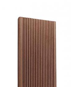 Террасная доска дпк TERRADECK ECO (Россия) цвет светло-коричневый